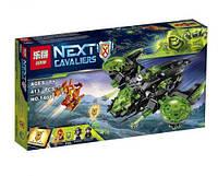 """Конструктор """"Next Cavaliers: летающие воины"""" (676 дет) 14041"""