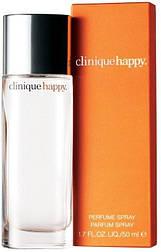 Clinique Happy EDP 50 ml  (оригинал подлинник  Швейцария)