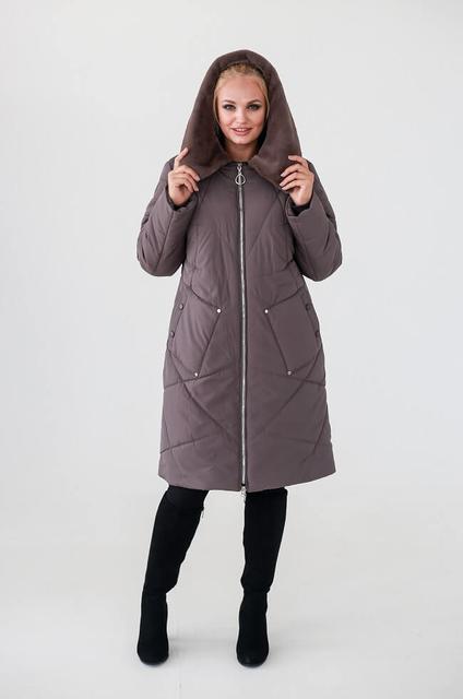 Женские зимние куртки, пуховики, пальто