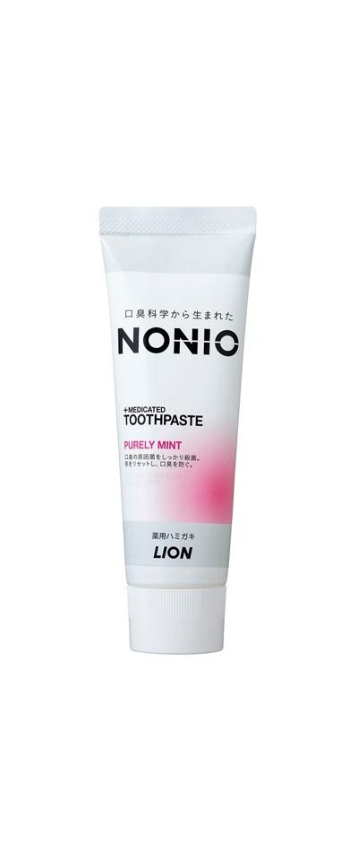 Зубная паста отбеливающего и длительного освежающего действия с легким мятным вкусом 130 г (259305)