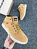 Мужские зимние кроссовки Sayota 'Yellow' (Сайота) с мехом, фото 3