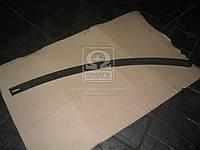 Лист рессоры (500А-2902102-10) №2 передн. МАЗ 1642мм (пр-во Чусовая)