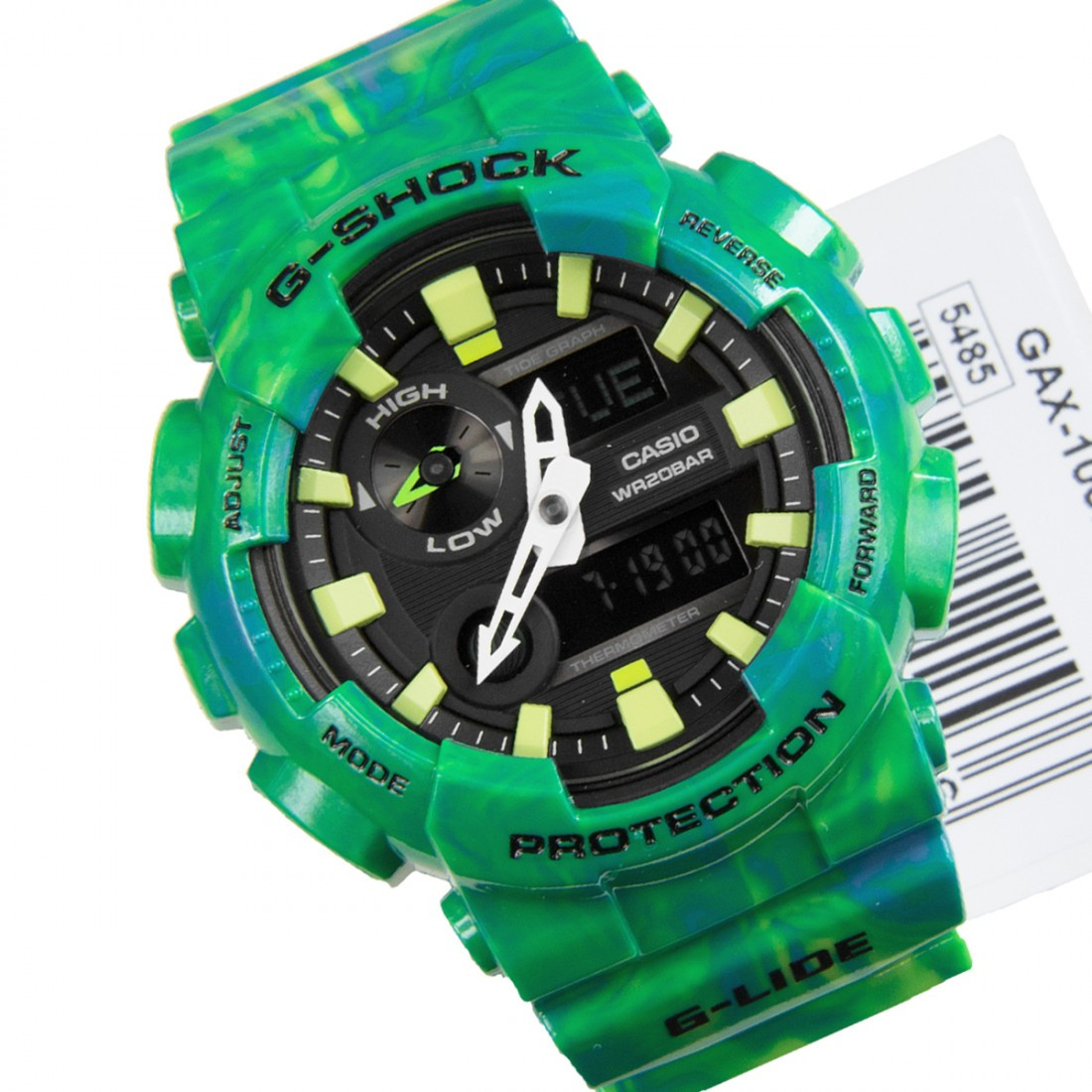 Часы Casio G-Shock GAX-100MB-3A