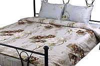 Комплект постельного белья Руно двуспальный Grey pink сатин арт.655.137К_3615Grey pink