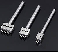 Комплект шаговых пробойников с шагом 4 мм