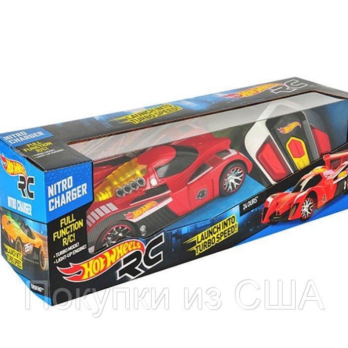 Hot Wheels RC Nitro Charger - машина на р у! Оригинал США   продажа ... c12d4c5a27d