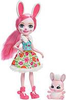 Кукла Кролик Бри Enchantimals DVH87