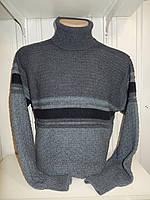 Свитер-гольф зимний WOOLPARK модель № 704 001/ купить оптом свитер зимний