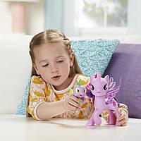 Поющая Твайлайт Спаркл и Спайк My Little Pony Movie Hasbro английский язык
