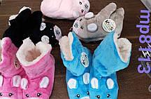 Домашние тапочки для девочек Mr.Pamut ,24/27-28/31-32/35 pp. {есть:28/31,24/27}