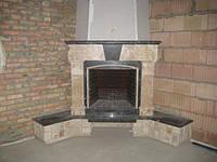 Камины из мрамора в Одессе 0201