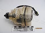Отстойник фильтра топливного сепараторного (с подогревом 24V, 120W), кат. № PL270/420-H120, фото 2
