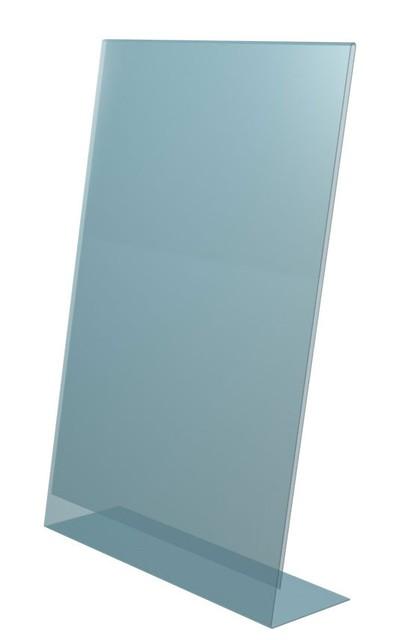 Подставка пластиковая для информации А4