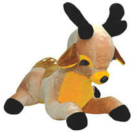 Мягкая игрушка Олененок Бемби маленький 47см (140)