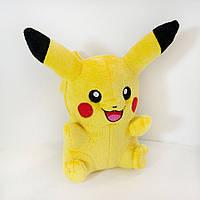 Мягкая игрушка Покемон Пикачу с открытым ртом 20см (611-1)