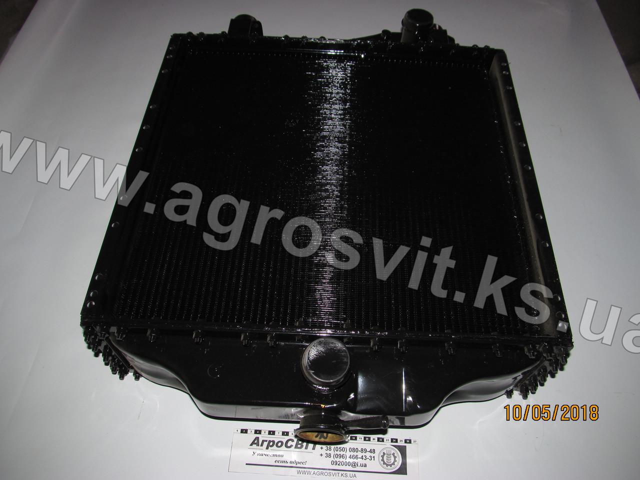 Радиатор водяной МТЗ-1221, 1520, 1523 (5-и рядный), кат. № 1520-1301.010Б-01