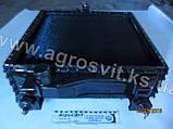 Радиатор водяной МТЗ-1221, 1520, 1523 (5-и рядный), кат. № 1520-1301.010Б-01, фото 4