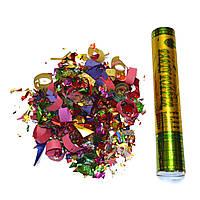 Пневмохлопушка SoFun хлопушка пневматическая праздничная 40 см, фото 1