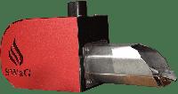 Факельная пеллетная горелка Сваг (Swag) 20 квт