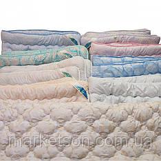 Зимнее теплое одеяло из овечьей шерсти.155*210.