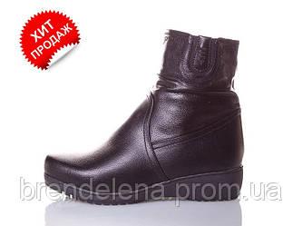 Ботинки женские зимние р 42-44( код 4379-00)