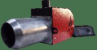 Факельная пеллетная горелка Сваг (Swag) 50 квт