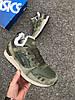 Мужские зимние кроссовки Asics Gel Lytе 'Green' (Асикс) с мехом, фото 3