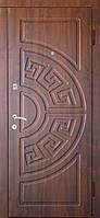 Двери c МДФ накладками квартирные