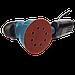Орбитальная шлифовальная машина ЗШО-5512 А профи, фото 2