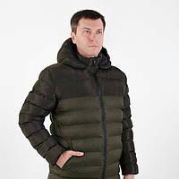 Мужкая зимняя куртка пуховик