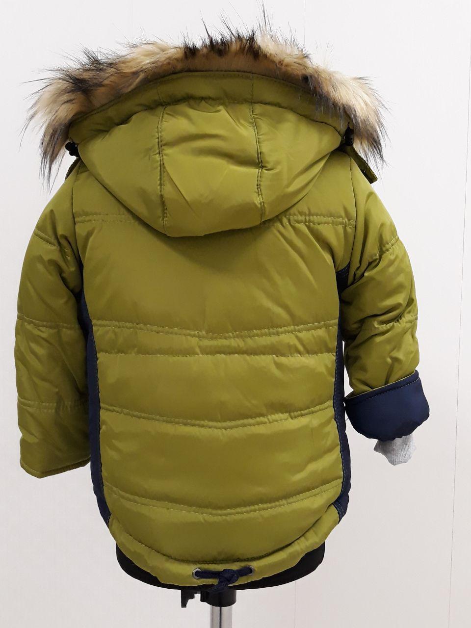 ... Детский зимний комбинезон для мальчика на подстёжке Бренд горох, ... 572a0c8a175