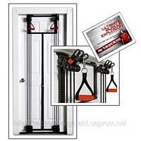 Тренажер с эспандерами и блоками Bradex Стальная башня: цены, фото, отзывы, купить