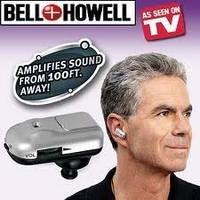 Слуховой аппарат усилитель слуха Micro Plus, Микро Плюс