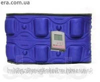 Вибромагнитный пояс для похудения PG-2001 с мини компьютером