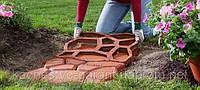 Садовая дорожка форма для плитки Дорожка 40Х40