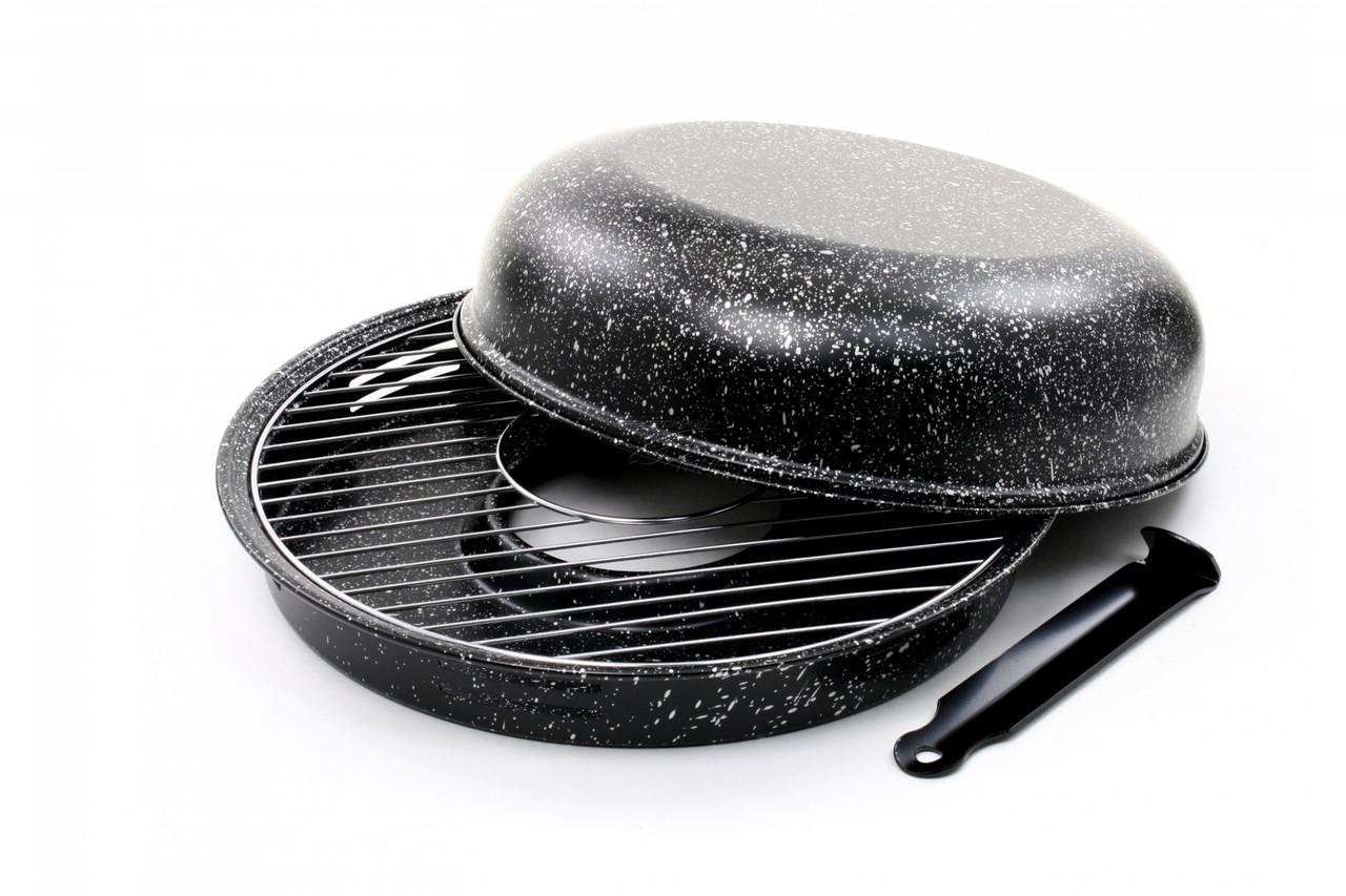 Сковорода Гриль-Газ мраморное покрытие (Германия) Акция + Подарок