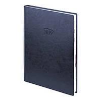 Ежедневник А5 датированный 2020 Flex (гибкая обложка) черный, фото 1