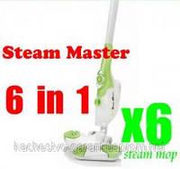 ОРИГИНАЛЬНАЯ Паровая швабра EKO Steam Master 6 in 1 Новая модель Доставка по всей Украине