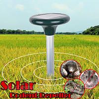 Отпугиватель мышей, кротов на солнечной батарее Solar Rodent Repeller купить Киев