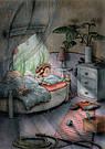 Ягідна фея Суничка. Театр тіней на дереві кажанів. Книга Далє Штефані, фото 7