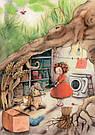 Ягідна фея Суничка. Театр тіней на дереві кажанів. Книга Далє Штефані, фото 8