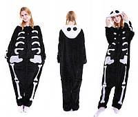 Пижама Кигуруми Скелет М (на рост 155-165)