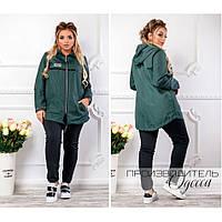 Куртка женская ветровка батал размеры 48-50-52-54-56-58 fd15dc5cc4638