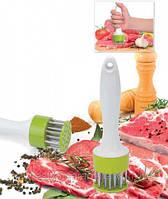 """Прибор для отбивания мяса «Экман» (Meat tenderizer """"Ekman"""") цвет черный купить Киев"""