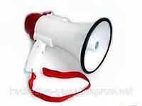 Мегафон громкоговоритель рупор орало ручной 15 Вт MANSONIC HMP
