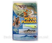 Набор рыболовных снастей «Мечта рыбака», и клев будет