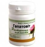 «Гепатовит - форте». Эффективен при гепатитах, циррозе печени, холециститах.