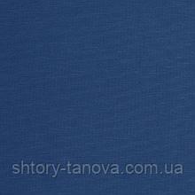 Ткань с тефлоновой пропиткой однотонная синяя Турция ширина 180 см Ткани для штор на отрез