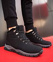 Кроссовки зимние мужские в стиле Fox код товара PO-В00824. Черные