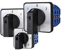 Пакетный кулачковый переключатель ПКП SBI 16А/3.833 (1-0-2 3 полюса)